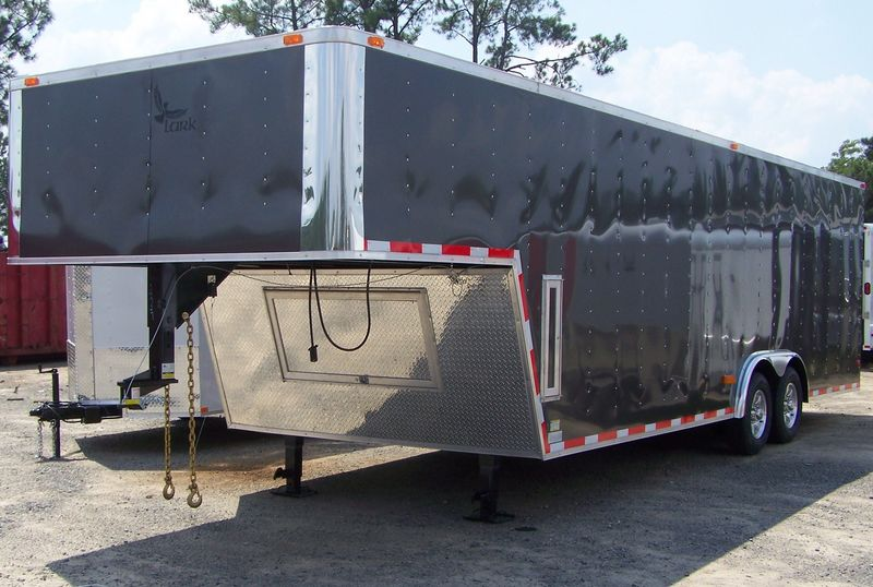 Gooseneck Trailers by Lark United Manufacturing